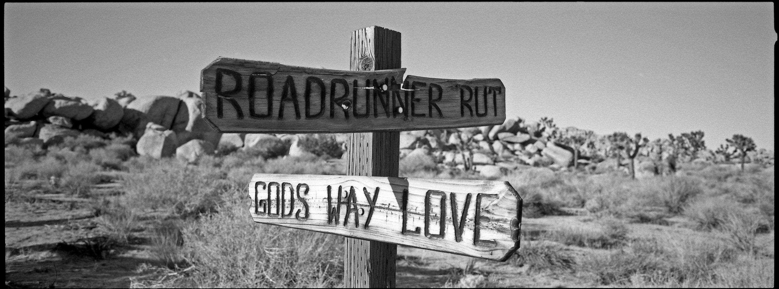 Gods Way Love
