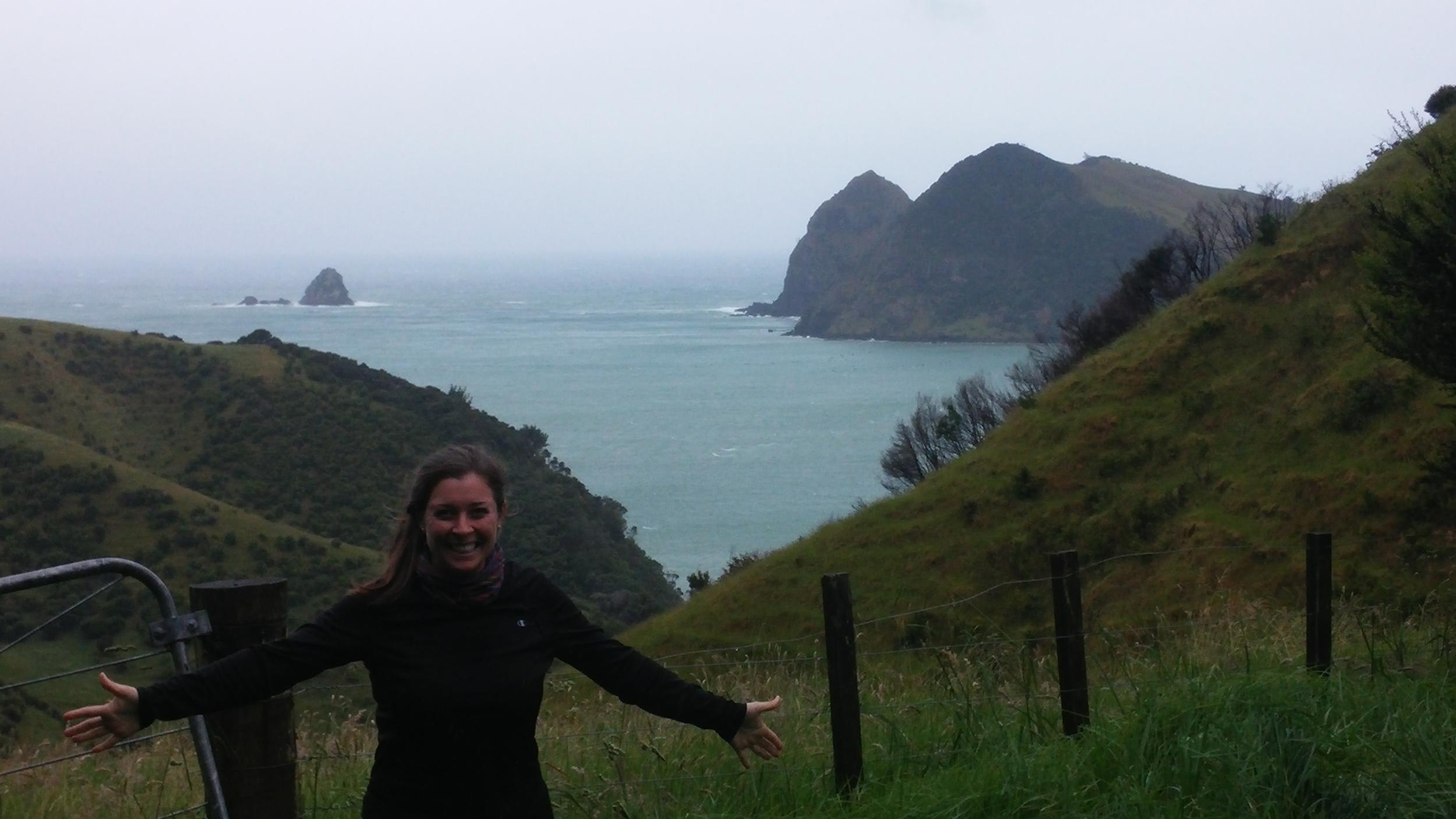 Finally made it to New Zealand! YAHOOO!