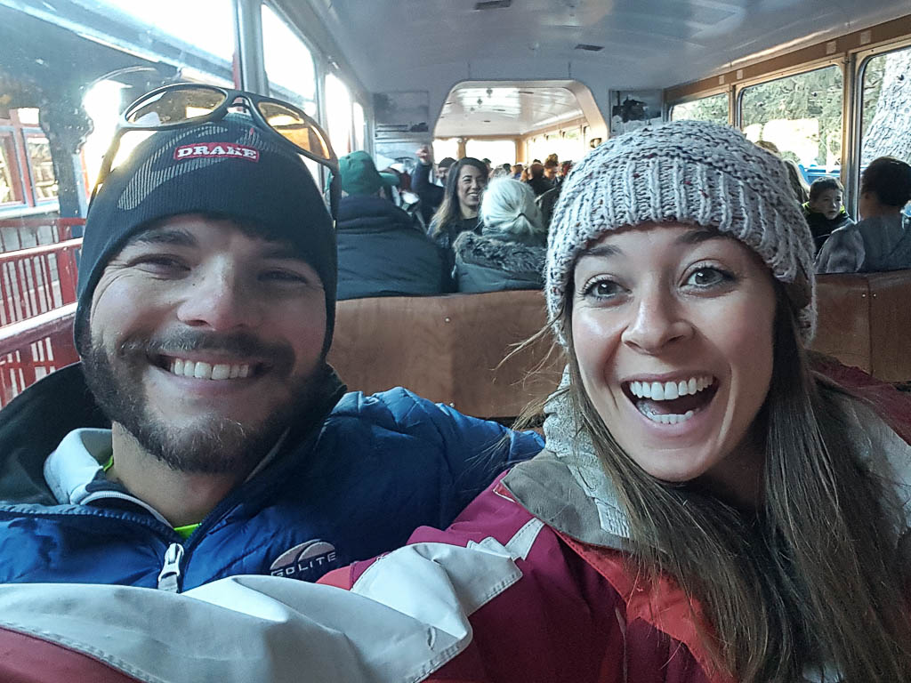 Nuventure Travels. #nuventures. Pikes Peak. Pikes Peak Cog Railway. Trail Work. How to Meet New People While Traveling Full Time