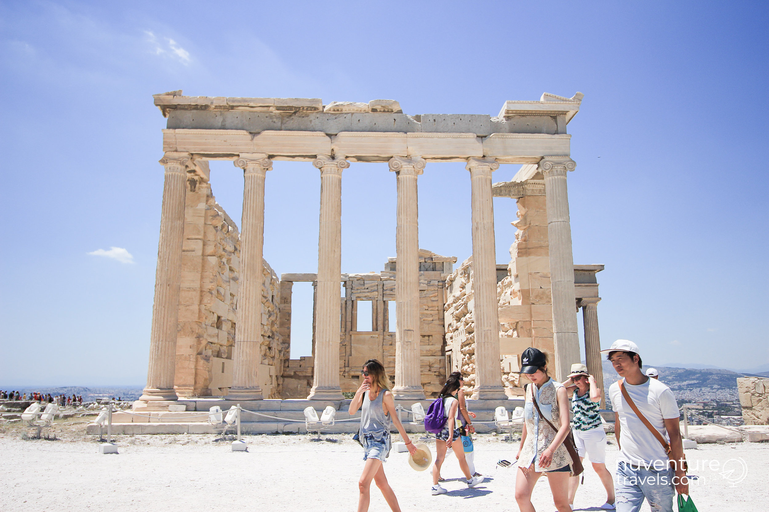 Tips to Visit the Parthenon and Acropolis nuventurertravels.com