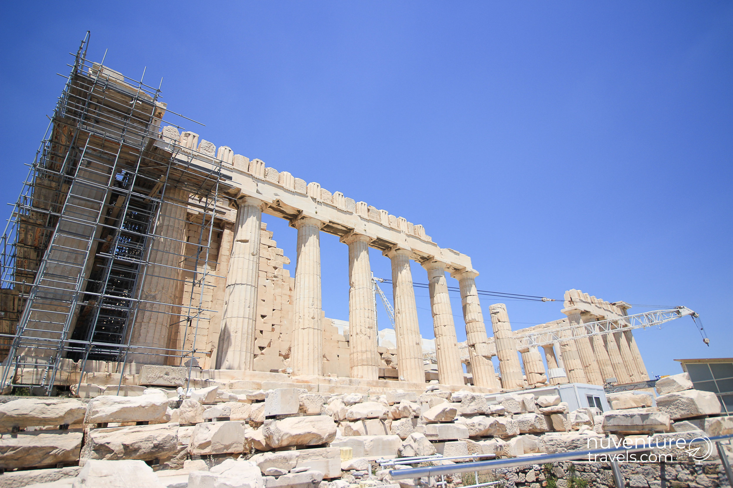 Fun Facts about The Parthenon and Acropolis