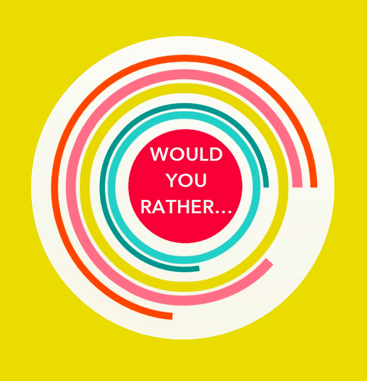 501 Questions: A Travel Game Would You Rather Questions