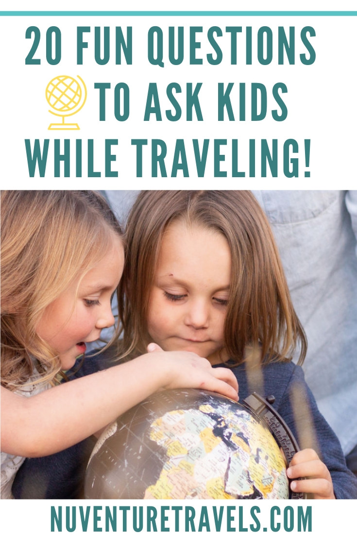 20 Fun Questions to Ask Your Kids On a Road Trip