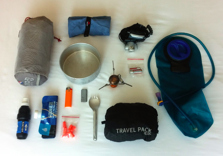 Mens Round the World Minimal Packing List. NuventureTravels.com