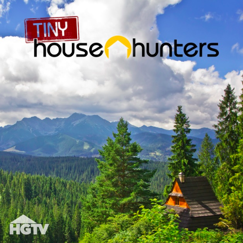 Tiny House Hunters. Backpackers Go Tiny. Adam and Lindsey Nubern. NuventureTravels.com