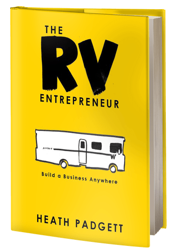 The RV Entrepreneur by Heath Padgett including Adam Nubern of NuventureTravels.com