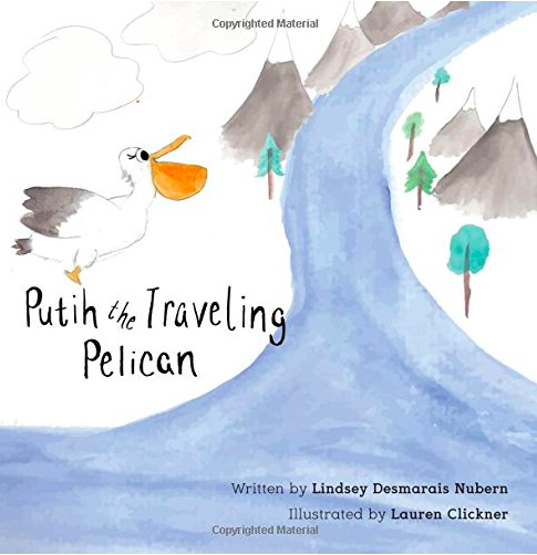 Putih the Traveling Pelican by Lindsey Nubern