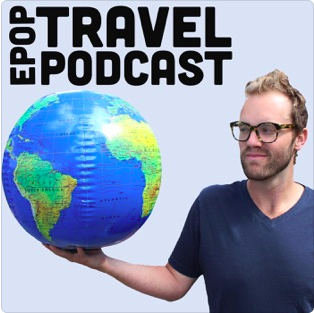 Extra Pack of Peanuts Travel Podcast with Lindsey Nubern of NuventureTravels.com. How to Buy a Campervan in New Zealand and Other Adventures with Lindsey Nubern