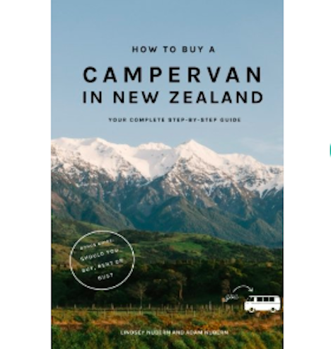 How to Buy a Campervan in New Zealand by Lindsey & Adam Nubern of Nuventure Travels