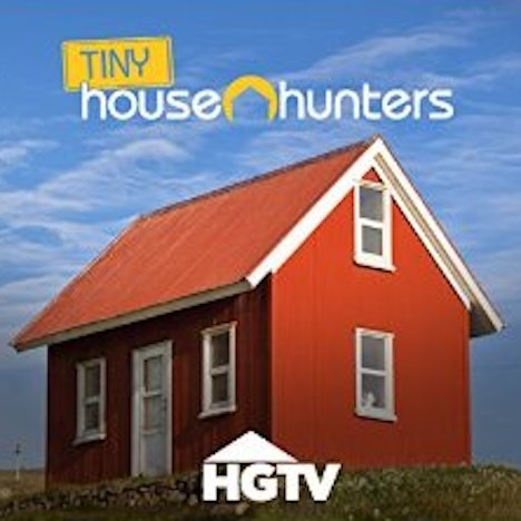 HGTV's Tiny House Hunters Backpackers Go Tiny with Lindsey and Adam Nubern of NuventureTravels.com