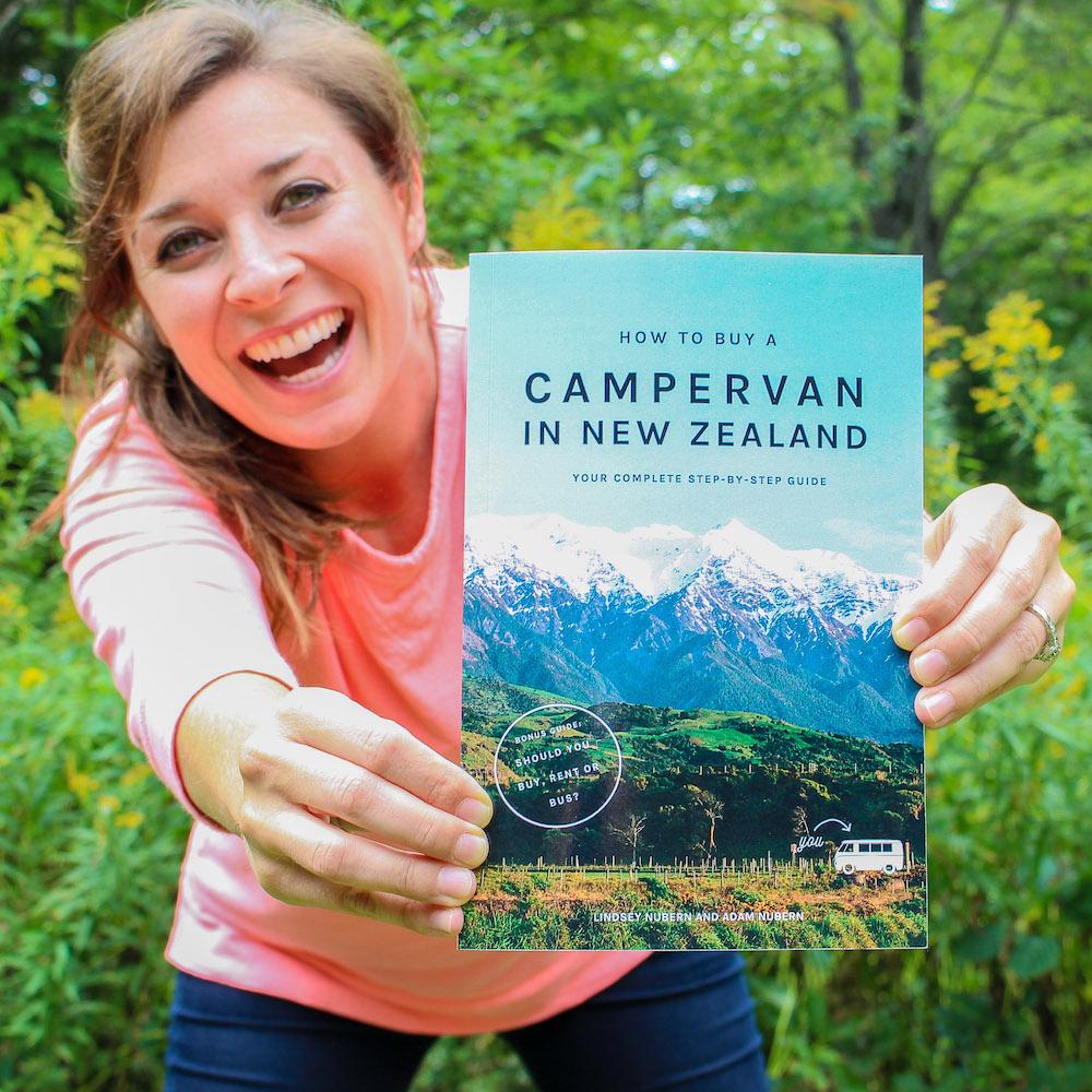 How to Buy a Campervan in New Zealand by Lindsey and Adam Nubern. NuventureTravels.com