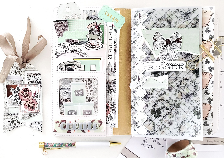 Prints with Purpose Details Below - March Doodle Box - VIP Doodle Crew @krodesigns
