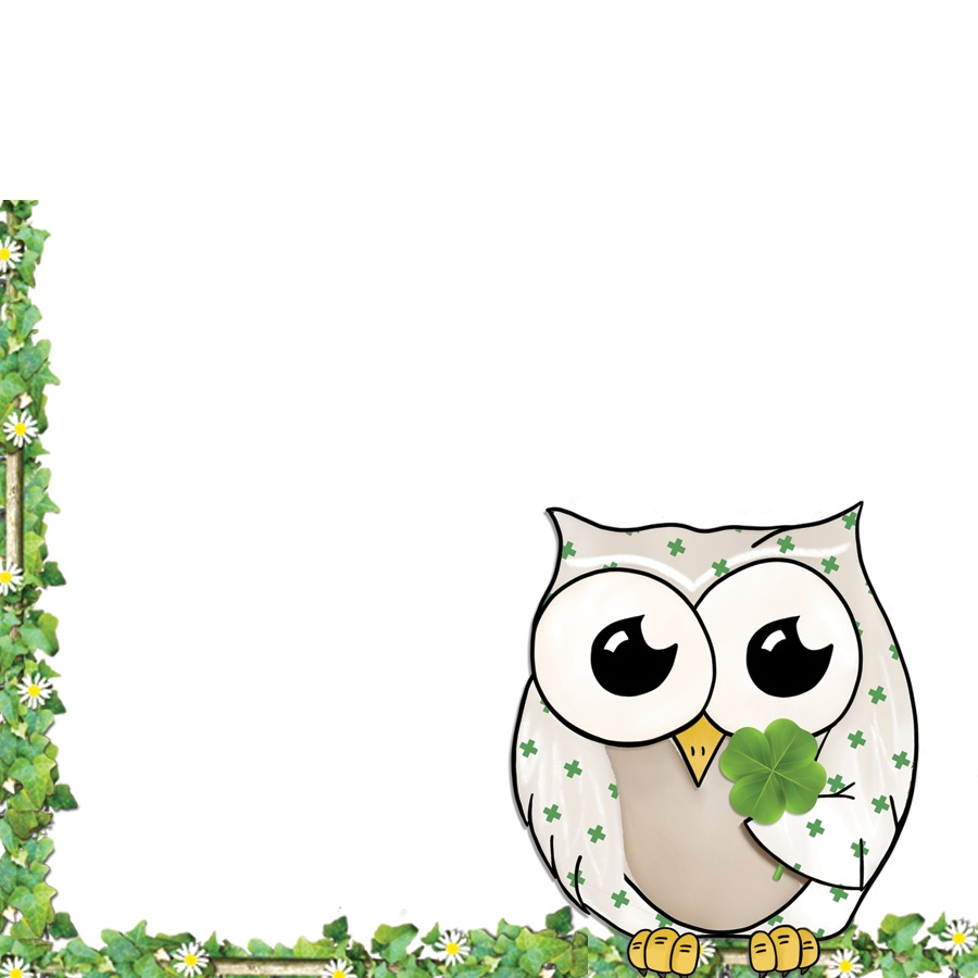 Springy Oliver - Free March Printable