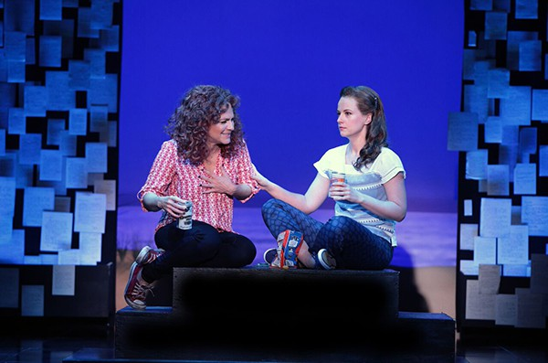 Review of  Beaches the Musical , a pre-Broadway tryout at Drury Lane. ( Chicago Reader)