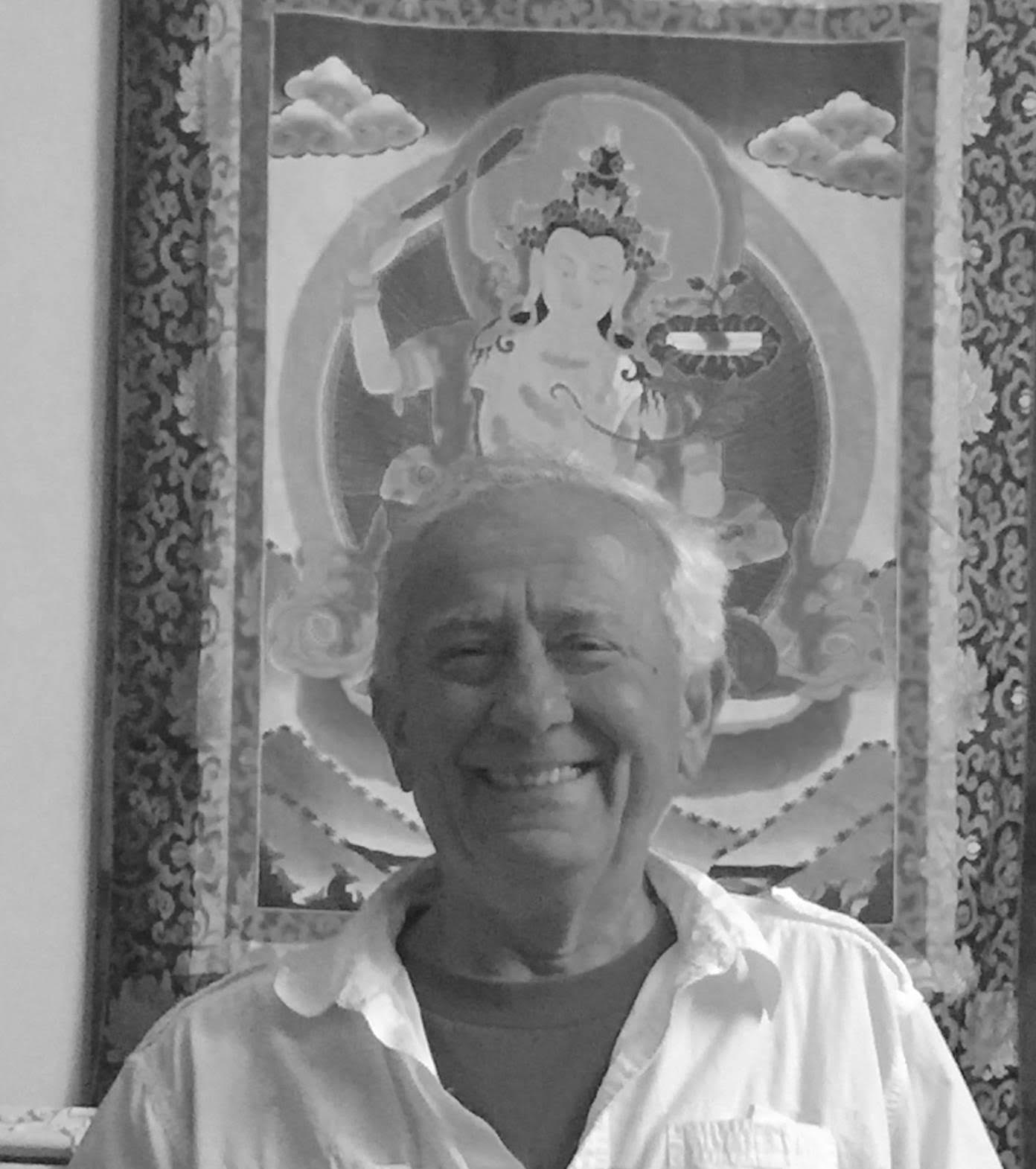 Alik teaching from his center in Pacific Grove, California