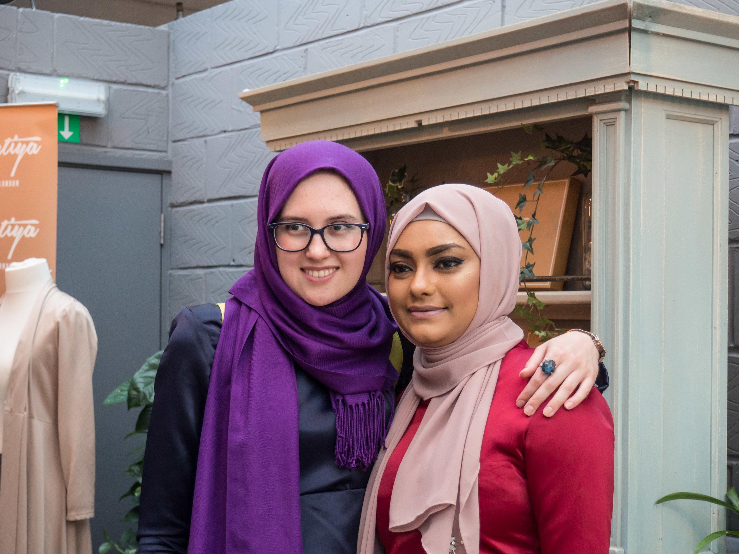 Bella and Bubblegum Hijab <3