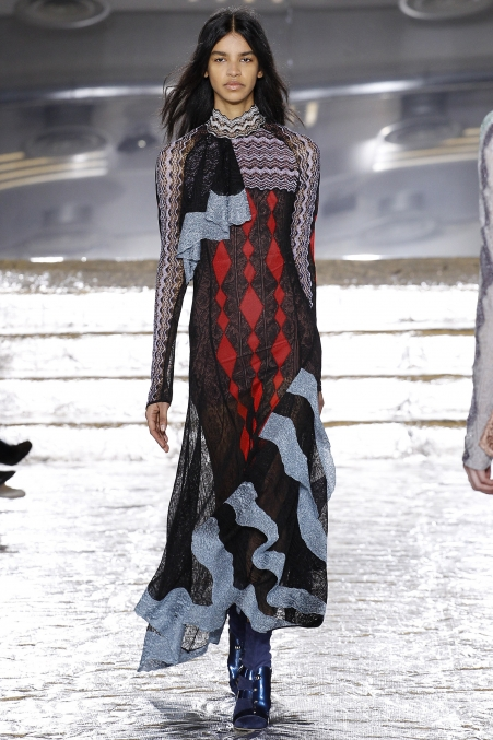 Lace dress by Peter Pilotto