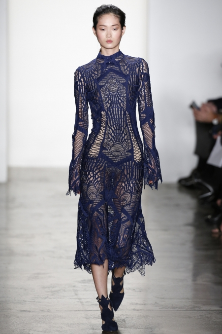 Lace dress by Johnathan Smkhai