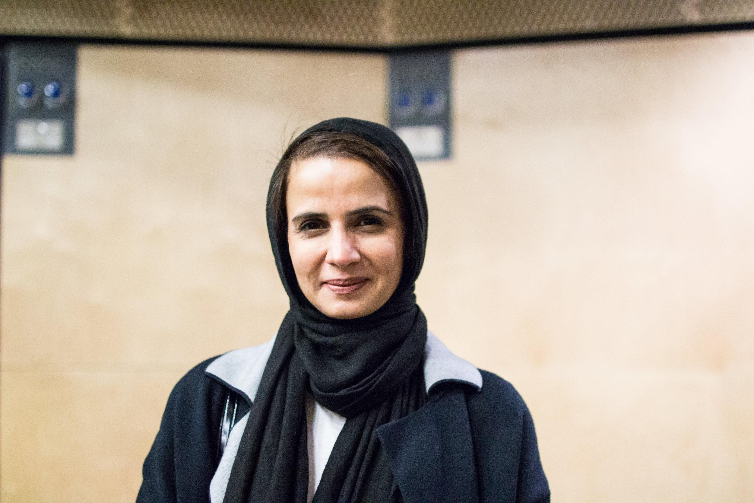 IFDC chairwoman, Alia Khan