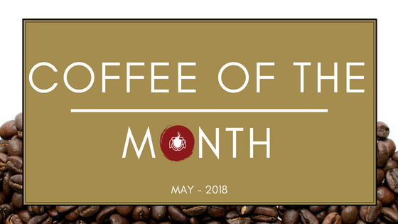 Yimmies Coffee of the Month
