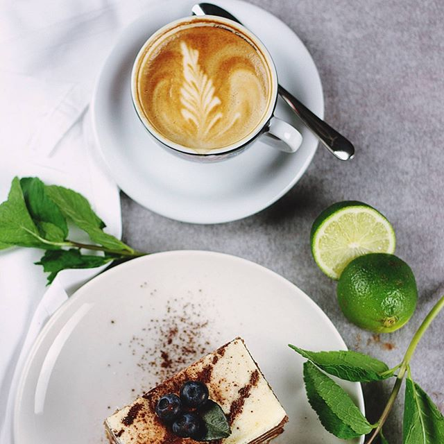 Coffee & Dessert, a match made in heaven. . . . . . Pc:ToaHeftiba #love #instagood #photooftheday #beautiful #happy #cute #tbt #picoftheday #me #selfie #summer #art #instadaily #friends #repost #nature #girl #fun #style #smile #food #instalike #family #travel #coffee #latte