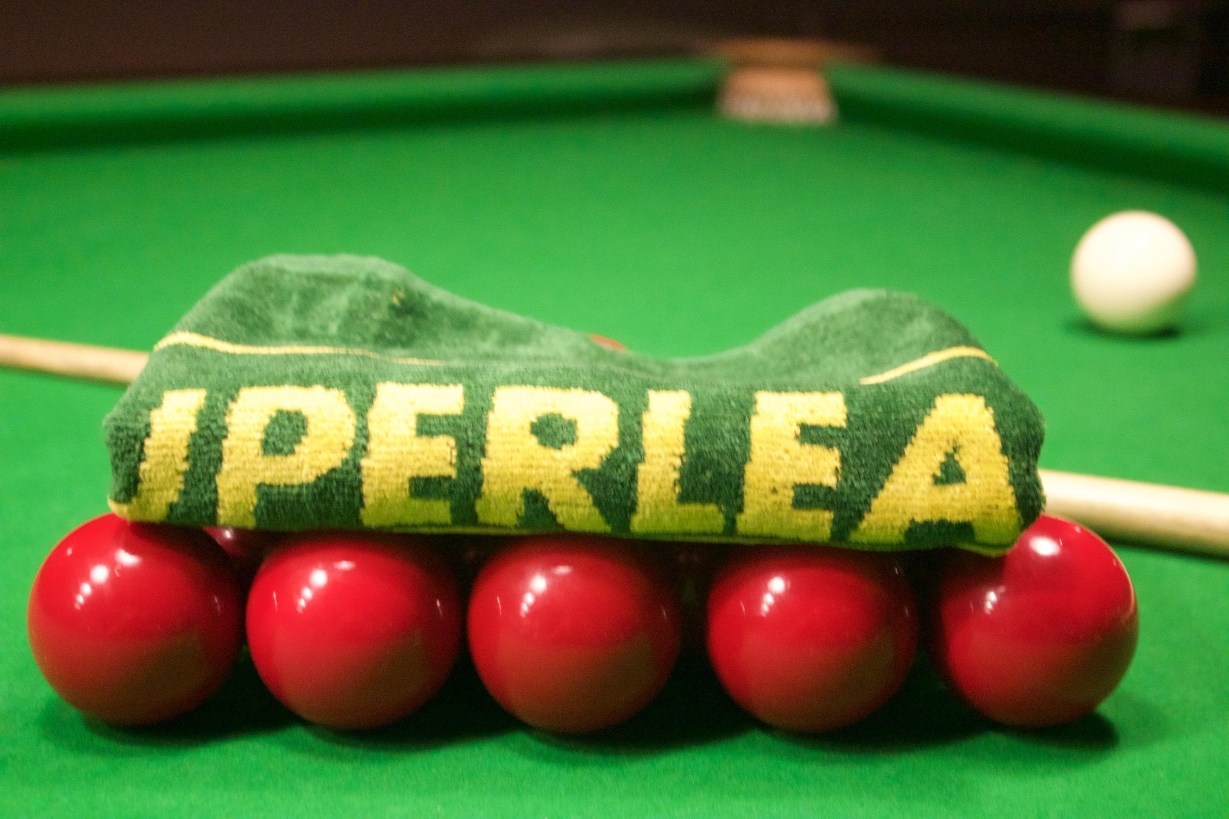 Perla Snooker Towel  £5.00