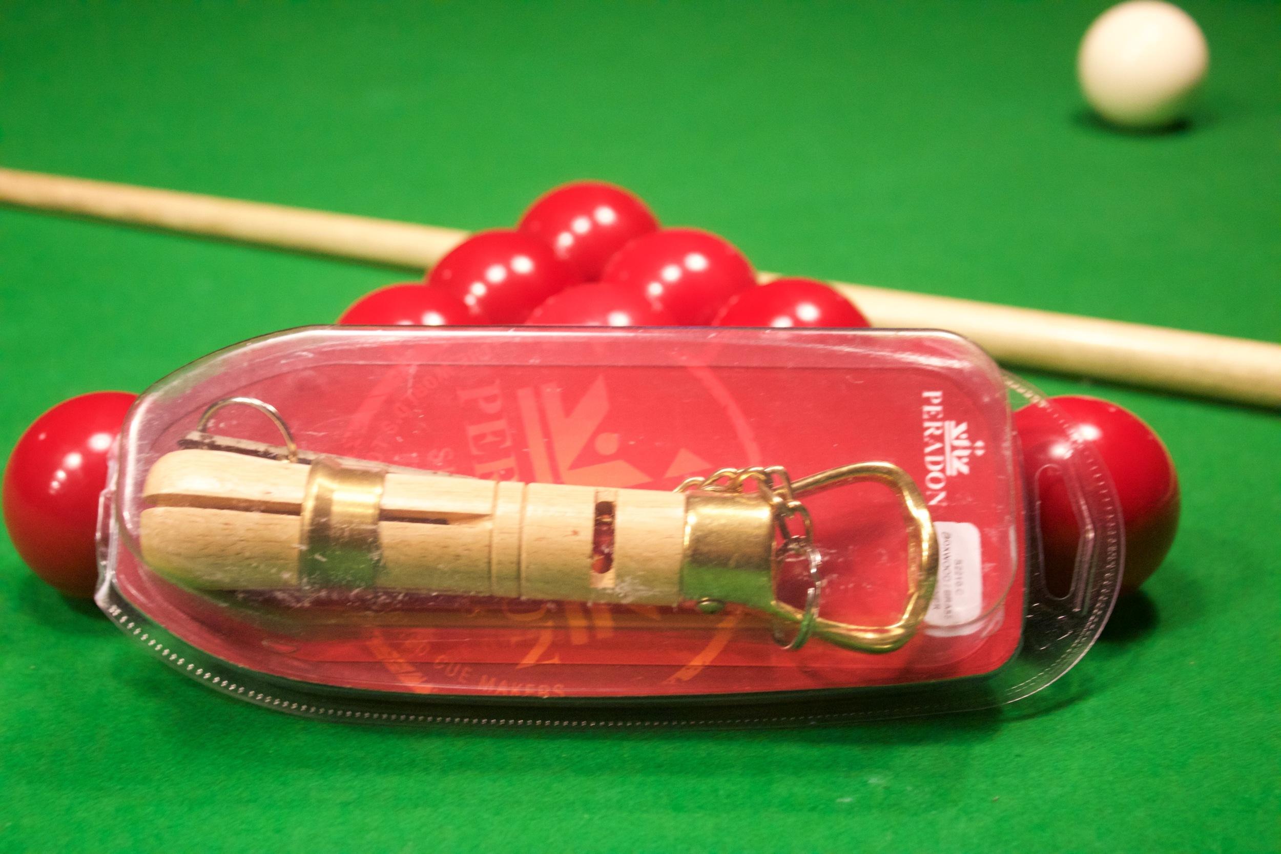 Brass Tip Fastener  £15.00