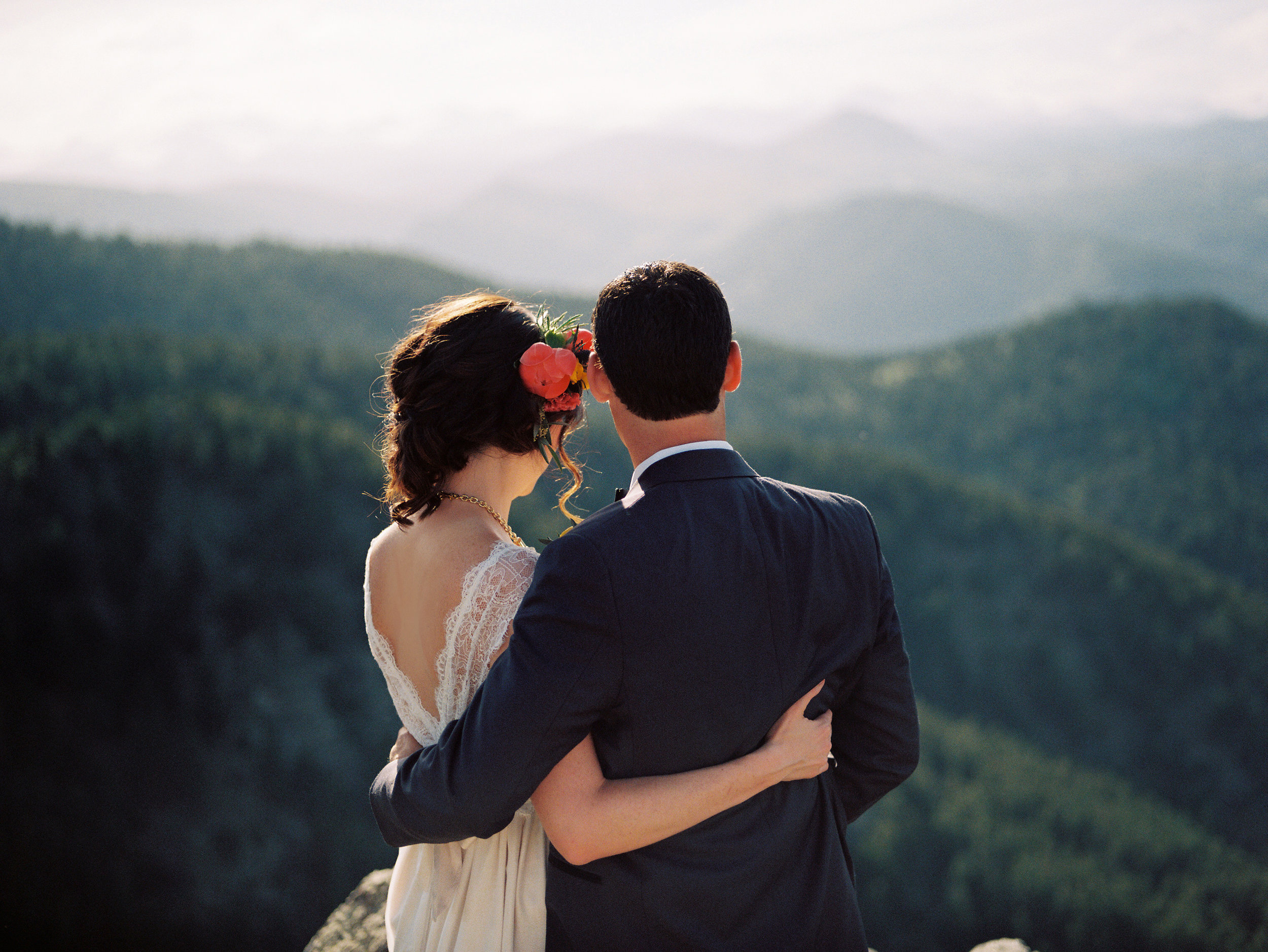 Mountain Elopement, 2014