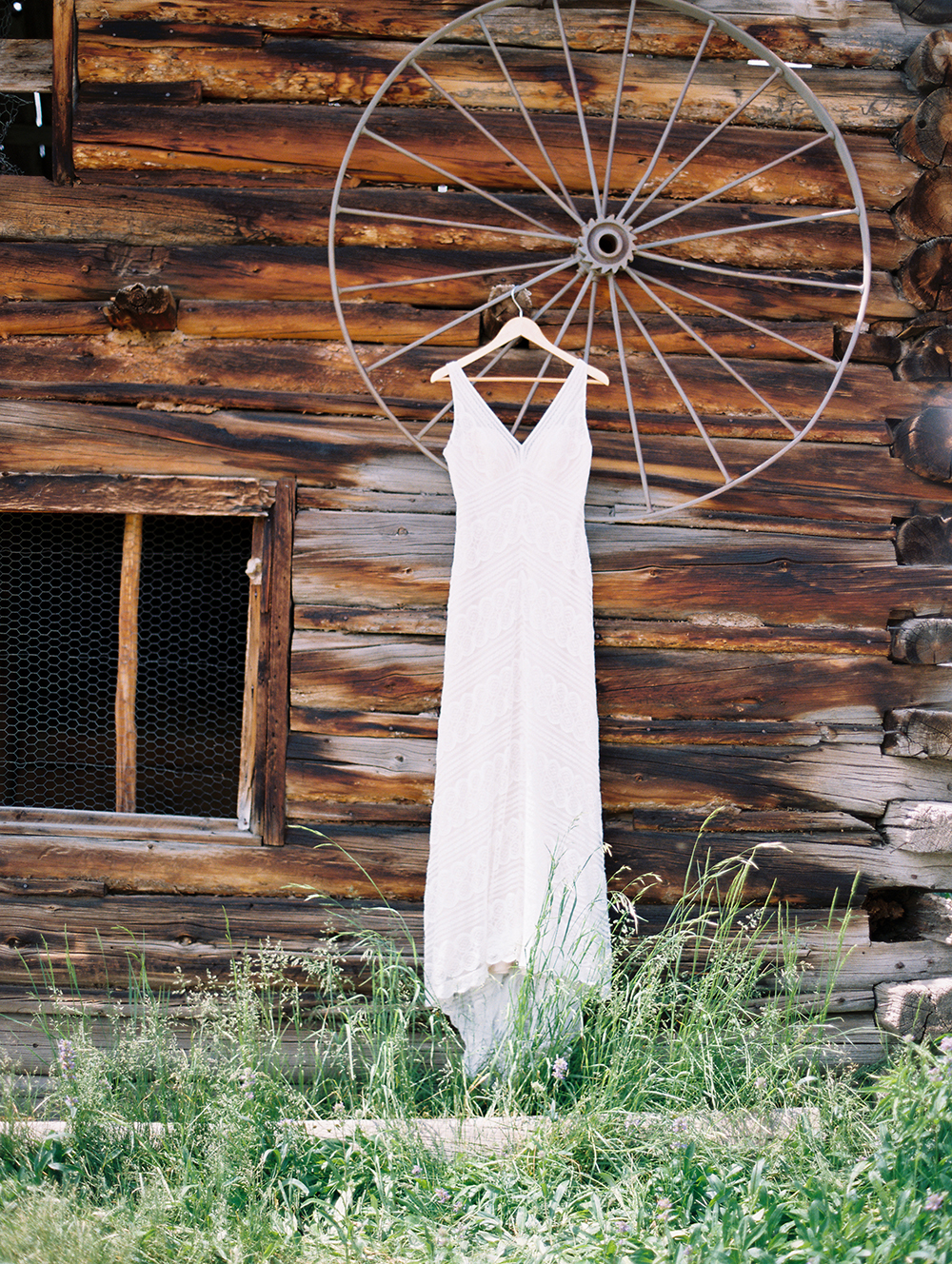 Mountain Wedding on a Horse Ranch, 2014..