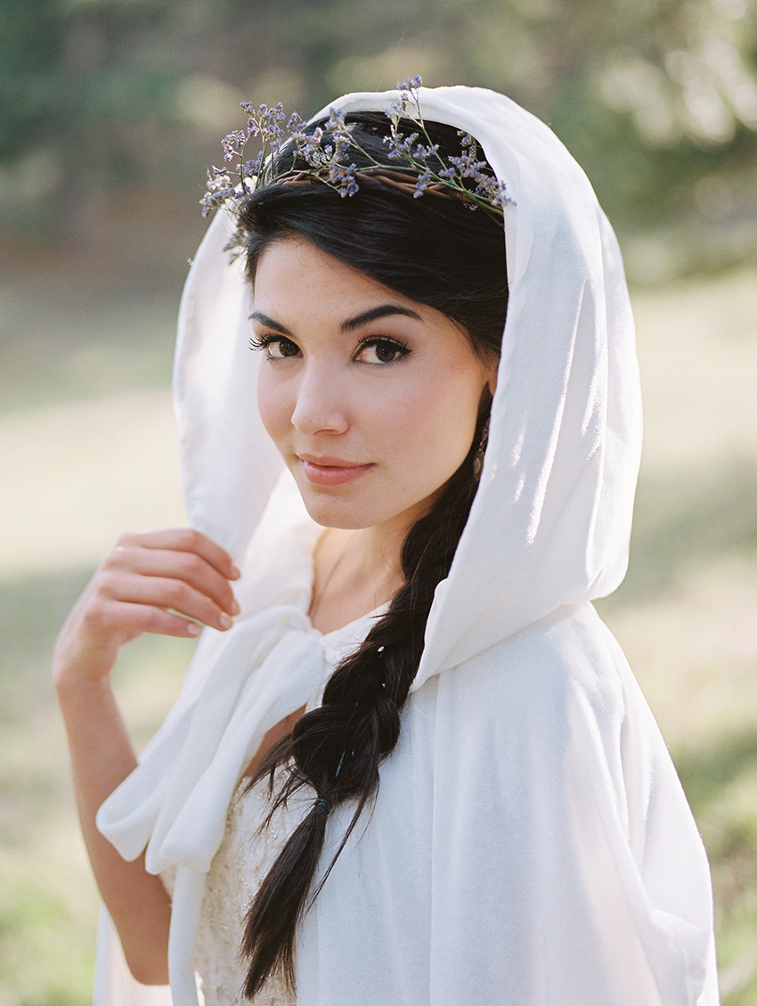 Colorado Elven Cosplay Bridal Portraits Mountain Wedding Photographer_28.jpg