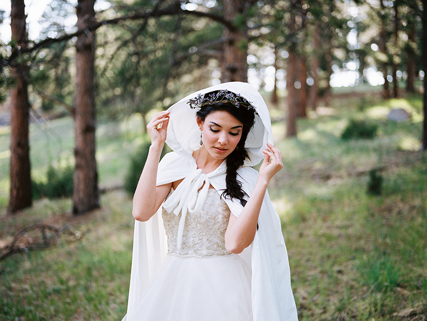 Colorado Elven Cosplay Bridal Portraits Mountain Wedding Photographer_29.jpg