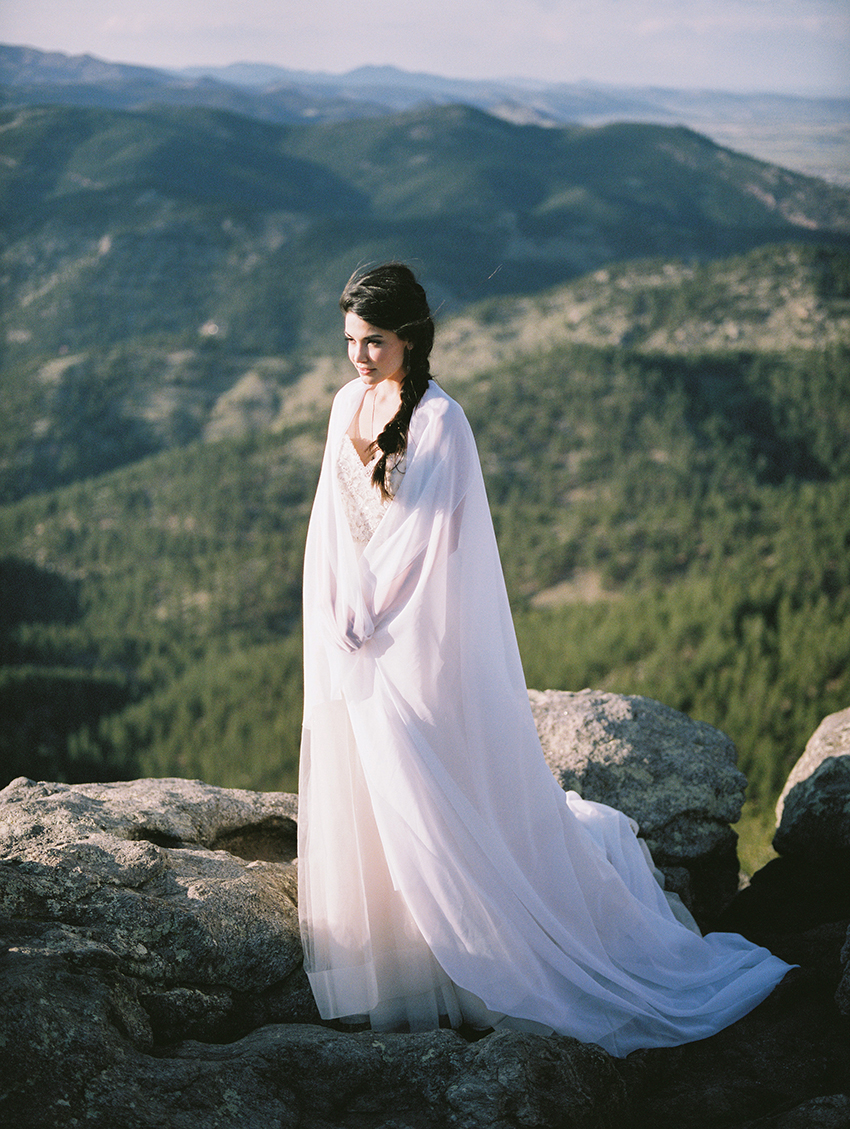 Colorado Elven Cosplay Bridal Portraits Mountain Wedding Photographer_36.jpg