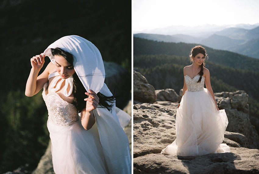 Colorado Elven Cosplay Bridal Portraits Mountain Wedding Photographer_41.jpg