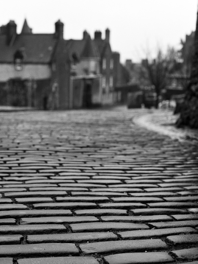 Cobblestones, Stirling, Scotland 2015