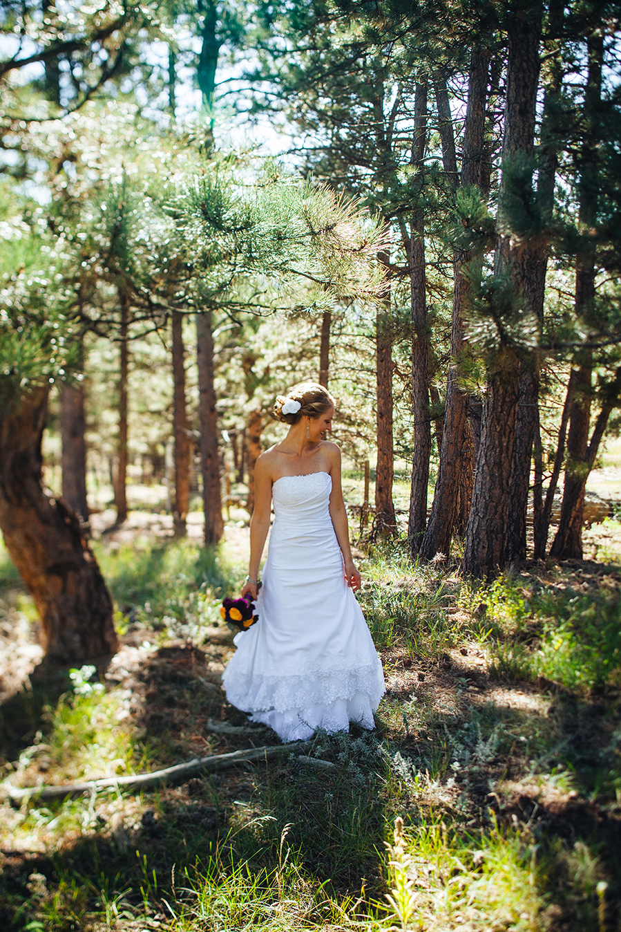 Mountain wedding, 2013.