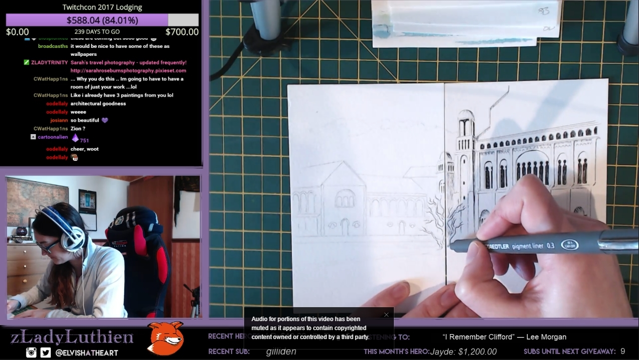 057  An Intro to Creative Streaming on Twitch — Sarah Burns