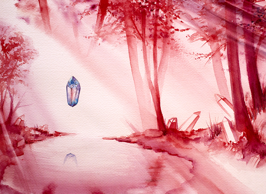 Crystal in the Red Forest sm.jpg