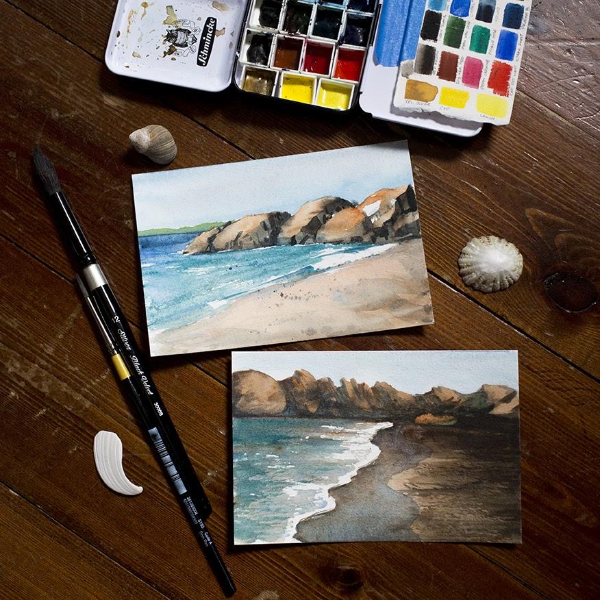 Handpainted Postcards.jpg
