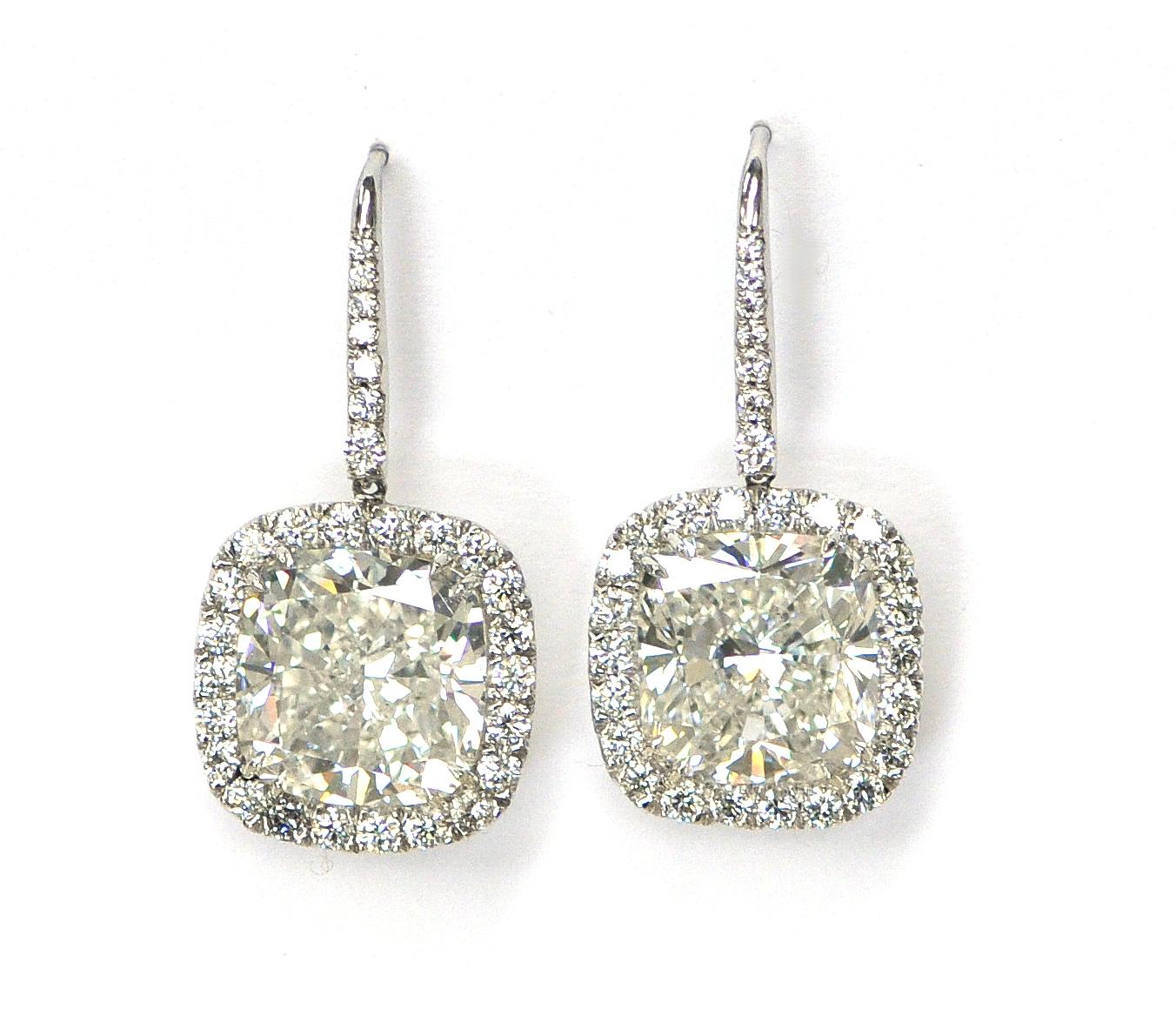 20ct Diamond Earrings