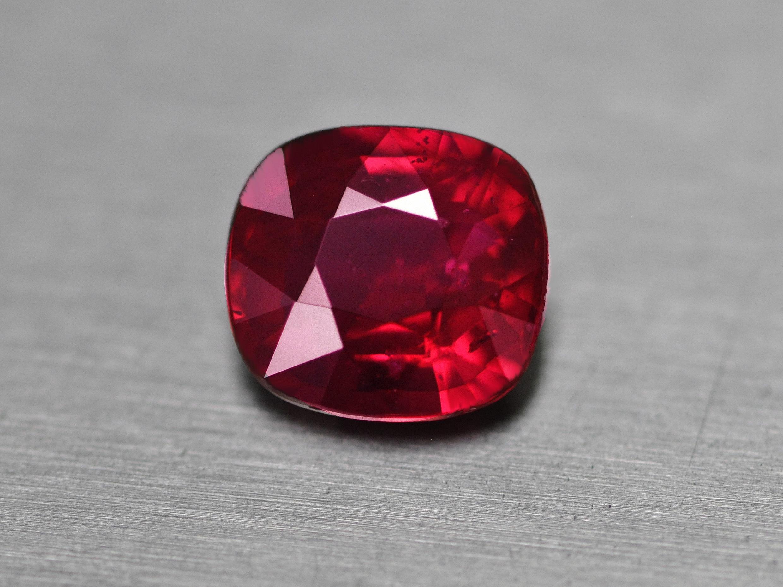 3.03ct Unheated Ruby