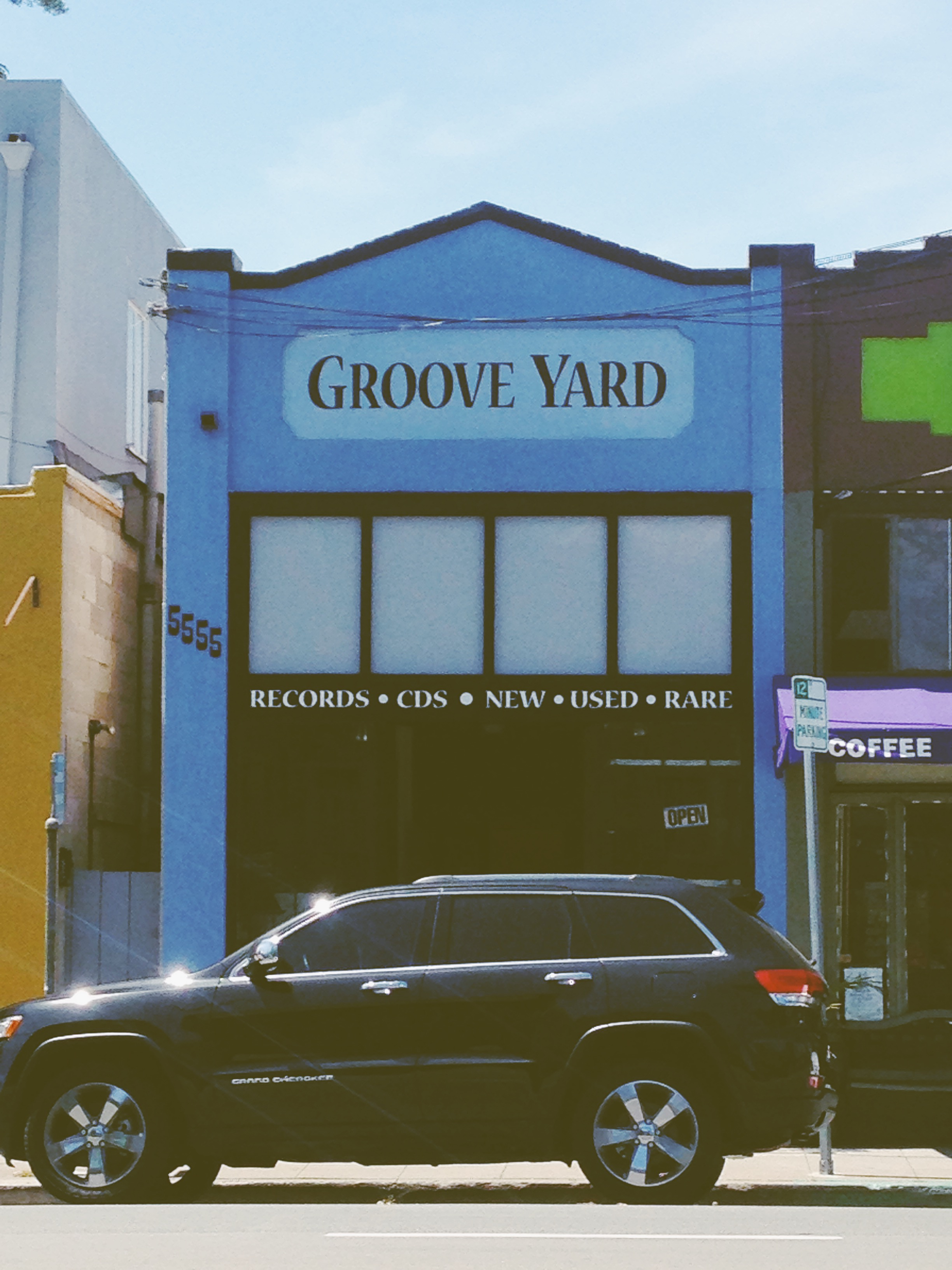 Groove Yard Records, Oakland