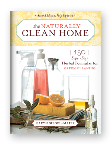 The Naturally Clean Home on Scribd