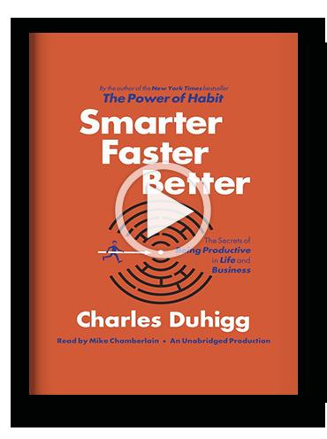 Smarter Faster Better on Scribd