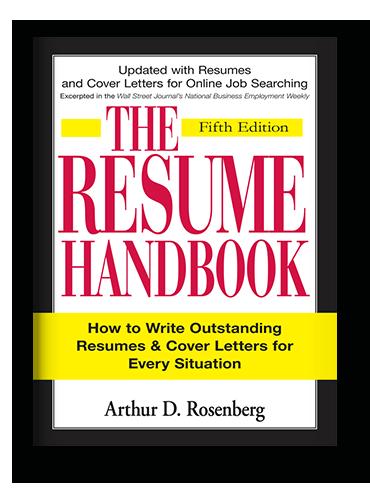The Resume Handbook on Scribd