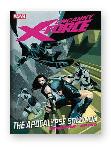 Uncanny X-Force on Scribd