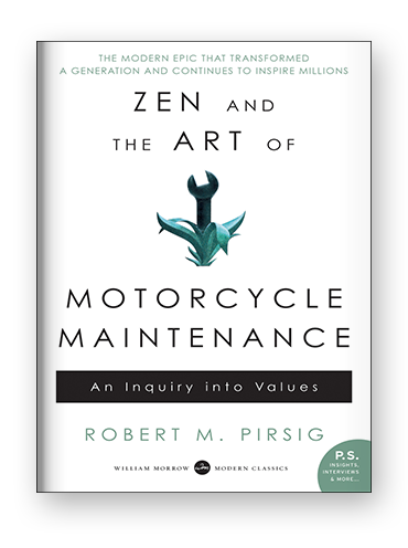 Zen and the Art of Motorcycle Maintenance on Scribd