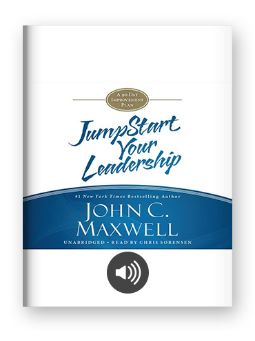 Jumpstart Your Leadership by John C. Maxwell on Scribd