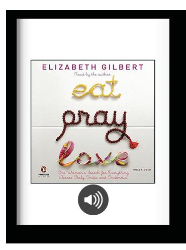 Eat, Pray, Love by Elizabeth Gilbert on Scribd