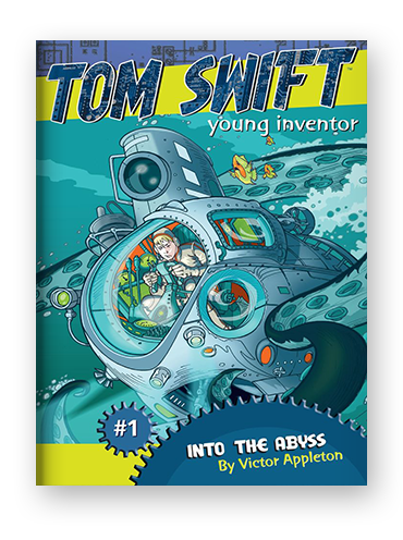 Tom Swift, Young Inventor: Into the Abyss on Scribd