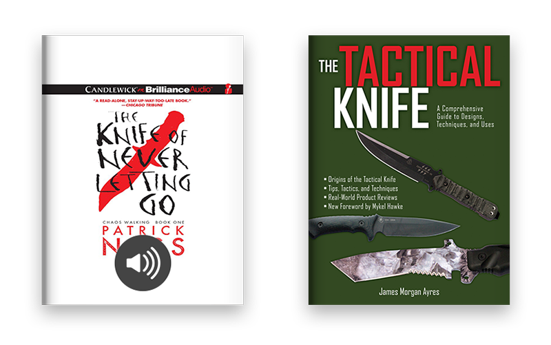 The Knife of Never Letting Go and The Tactical Knife on Scribd